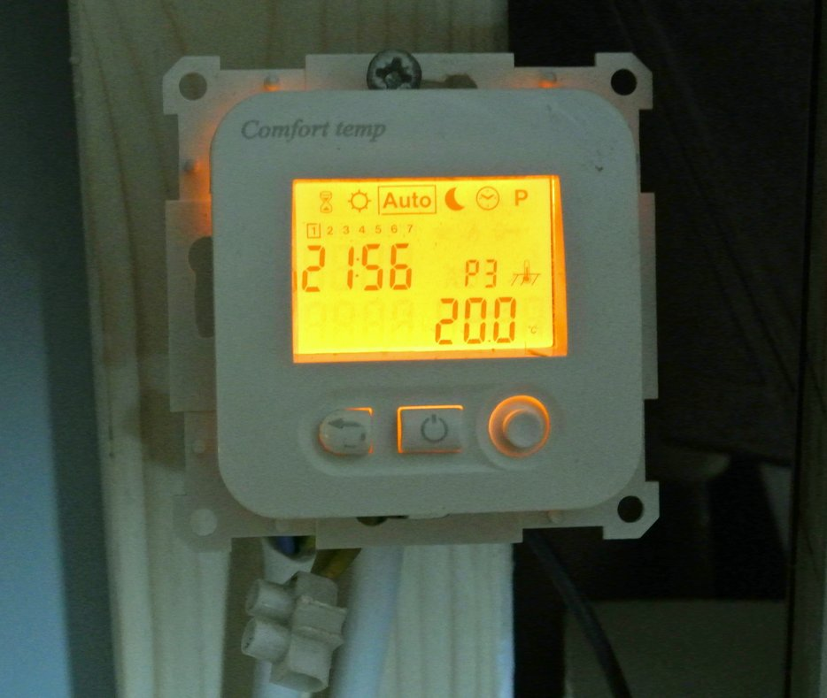 Thermostaat3269